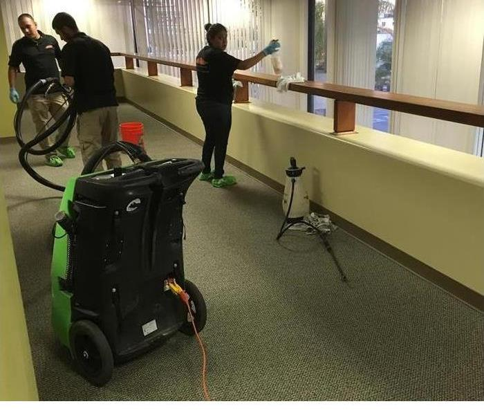 Commercial Fire Cleanup