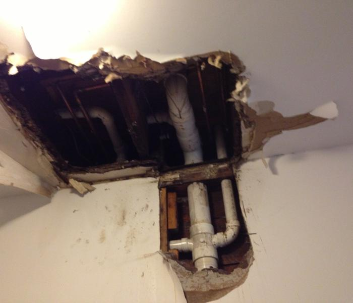Leaking Pipes in Cleveland Heights, Ohio