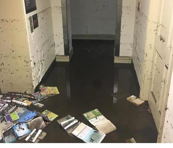 Commercial Building Flooding Tip
